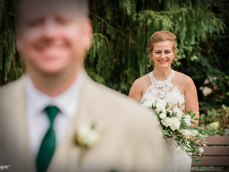 Billie Jo + Russ | Lansing Wedding