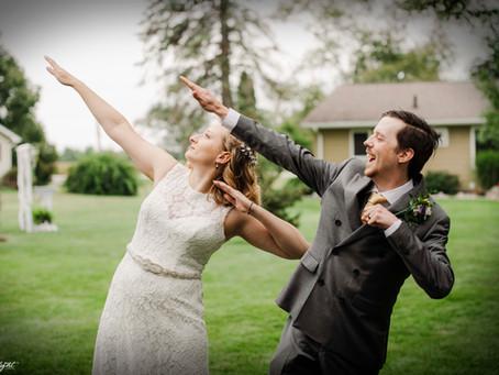 Mackenzie + Max | Private Residence Wedding