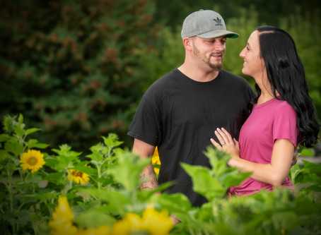 Destiny and Carl | Engagement Session
