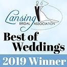 2019 Lansing Bridal Association Best of Weddings in Michigan