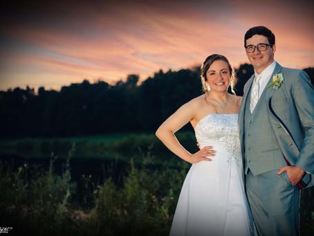 Marisa + Price | Lansing Wedding