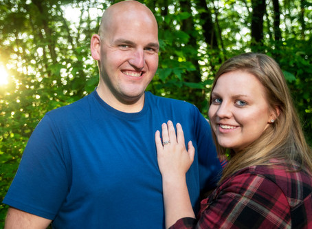 Alicia and Cody | Engagement Session