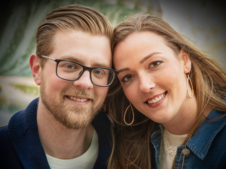 Wendy + Collin | Engagement Session