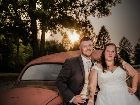 Christina + Charles' Wedding | Peacock Road Family Farm