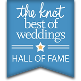 TheKnot best of weddings hall of fame member Limelight Entertainment and Photography