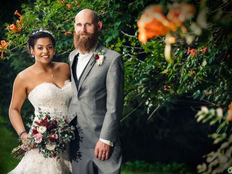 Jordan + Ryan's Wedding | Peacock Road Family Farm