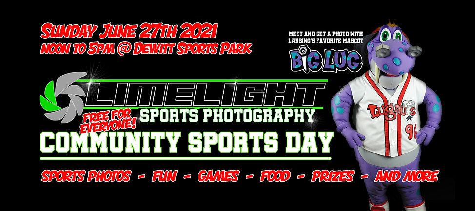 Dewitt Limelight Sports Day facebook hea