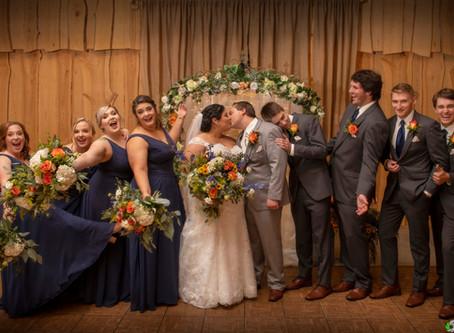 "Megan and Clayton Sanders | Say ""I do"""