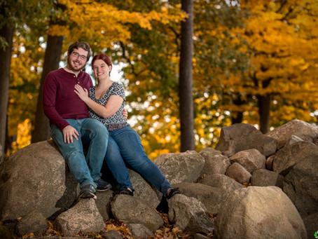 Courtney and Andrew | Engagement Session