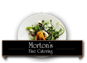 Limelight works with Morton's Catering for a perfect wedding