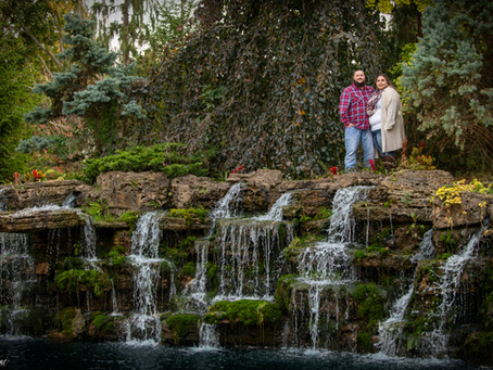 Rachel and Kyle | Engagement Session