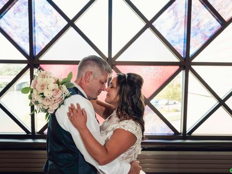 Rosalinda + Jonathan | Lansing Wedding