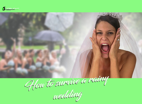 6 Things You Need to Know to Survive a Rainy Wedding Day