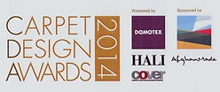 Isobel Morris 2014 carpet design awards