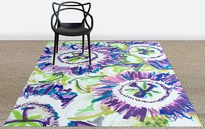 passionflower rug home banner isobel mor