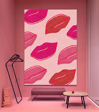 lips rug in pink room LR.jpg