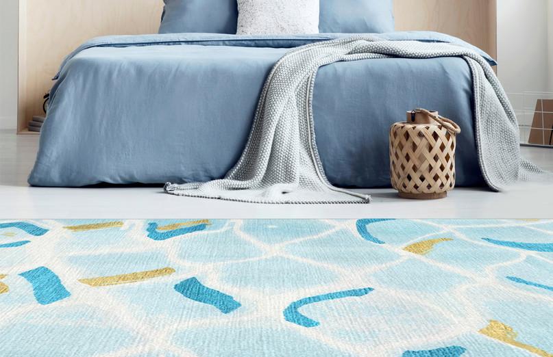 Golden Ripple rug in bedroom LR.jpg