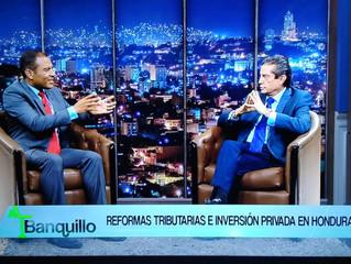 Reformas Tributarias e Inversión Privada en Honduras