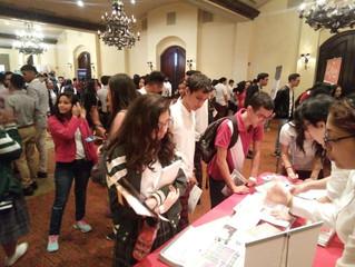 "Exitosa Feria ""Estudia en Costa Rica"" PROCOMER-CCIT"