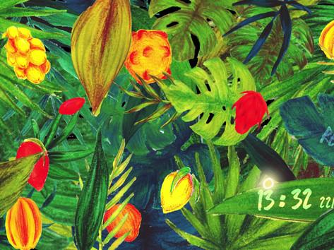 Célie : métaphore onirique à partir de la jungle