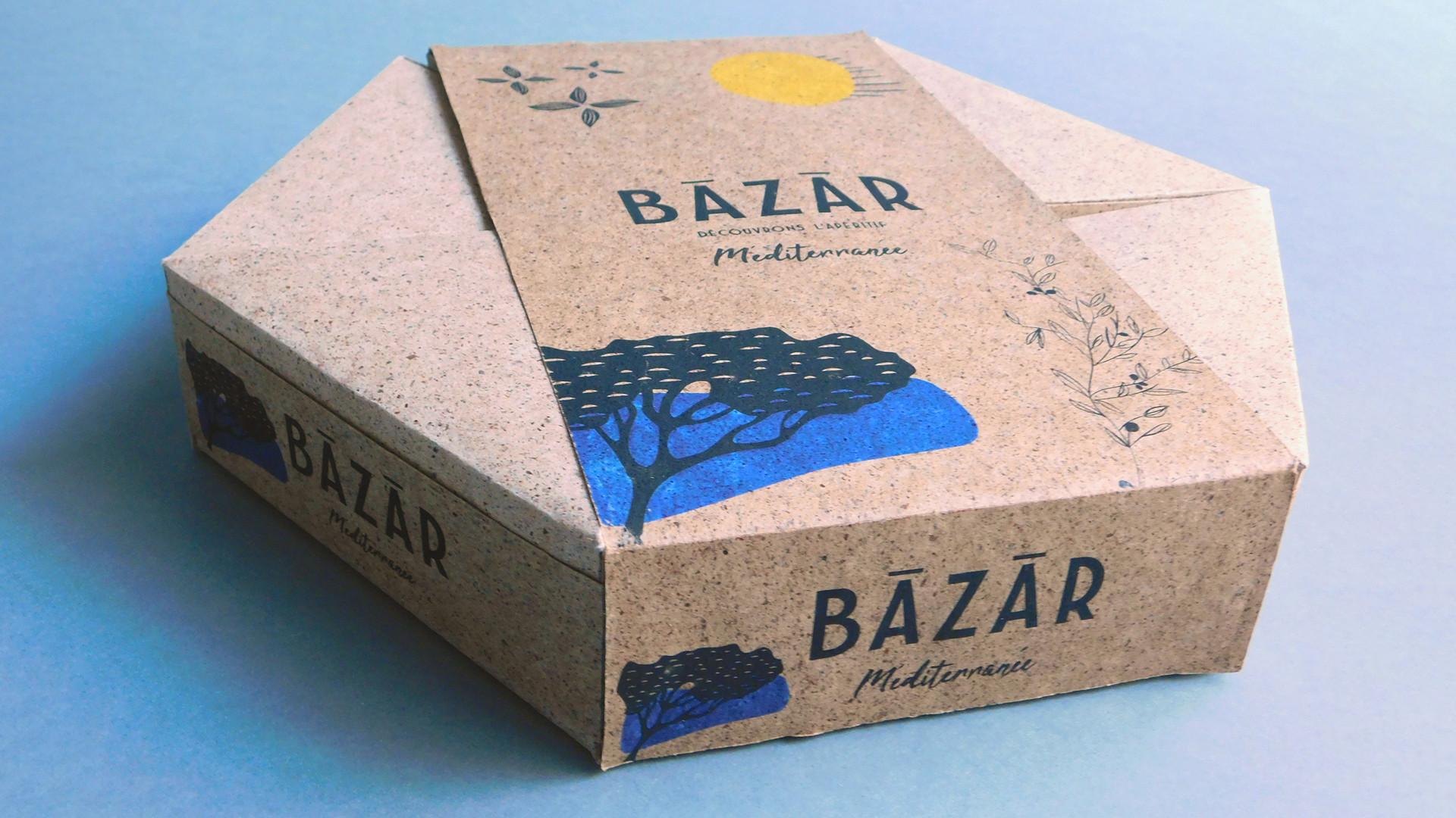 """BAZAR """"L'apéritif autour du monde"""""""