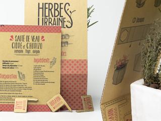 HERBES URBAINES