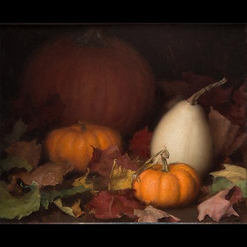 Autumn Pumpkins, 2010