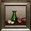Thumbnail: Egglplants and Green Vase, 2013