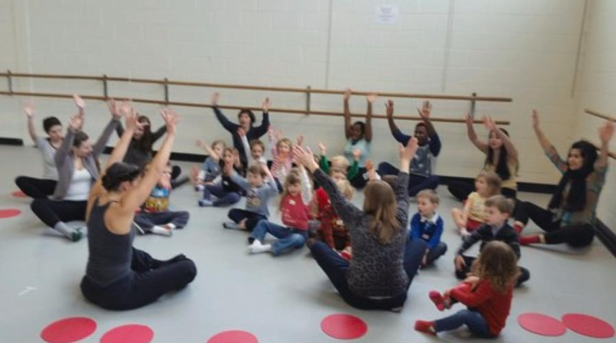 Dance Education Workshop