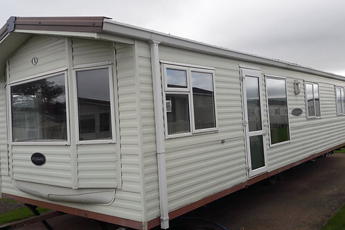 SOLD. BK Caprice 35x12x2 bed, double glazing & central heating.