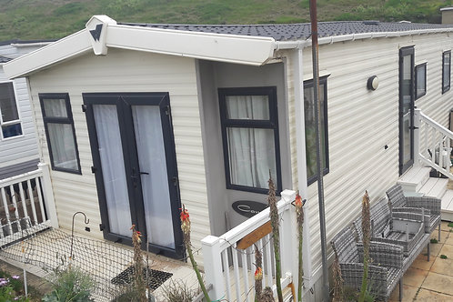 Willerby Cameo 38x12.5x2.  DG & CH. AVAILABLE SEPTEMBER.