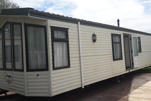 Willerby Aspen 37x12x2. DG & CH.  SOLD SUBJECT TO VIEWING.