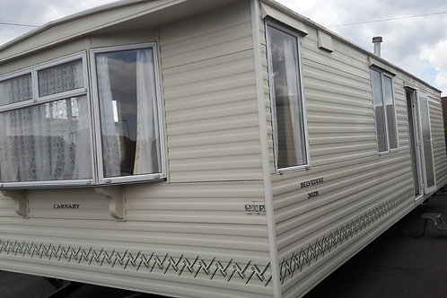 Carnaby Belvedere 30x12x2