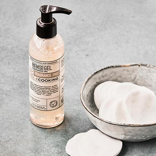 Ecooking Cleansing Gel Fragrance Free puhdistusgeeli 200 ml