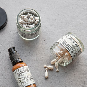 Ecooking Vitamin A Serum In Capsules -se