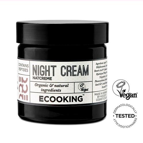 Ecooking Night Cream yövoide 50 ml