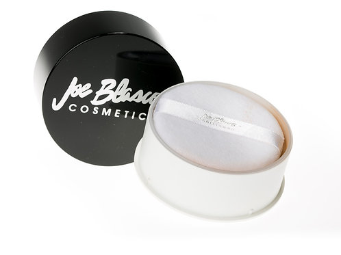 Joe Blasco Dark Setting Powder – irtopuuteri