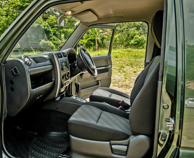 St. Lucia Car Rental Jimny