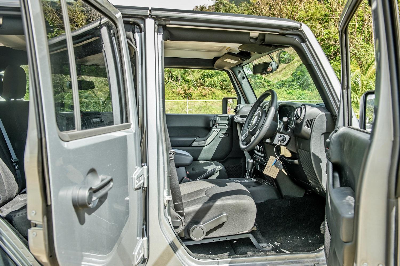 St.Lucia Car Rental Jeep