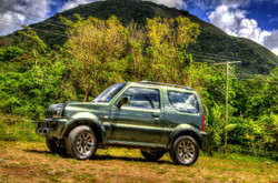 St. Lucia Car Rental Jimny