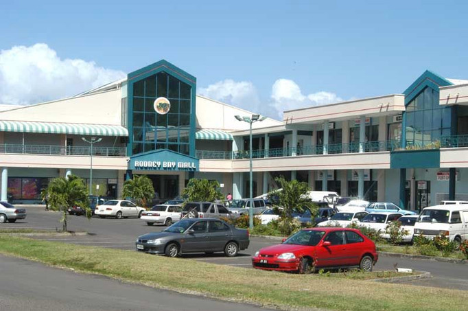 Rodney Bay Shopping Mall