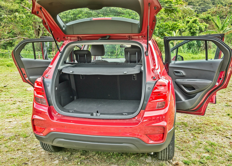 St.Lucia Car Rental Chevrolet Trax