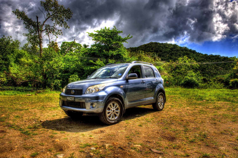 St.Lucia Car Rental Diahatsu Terios