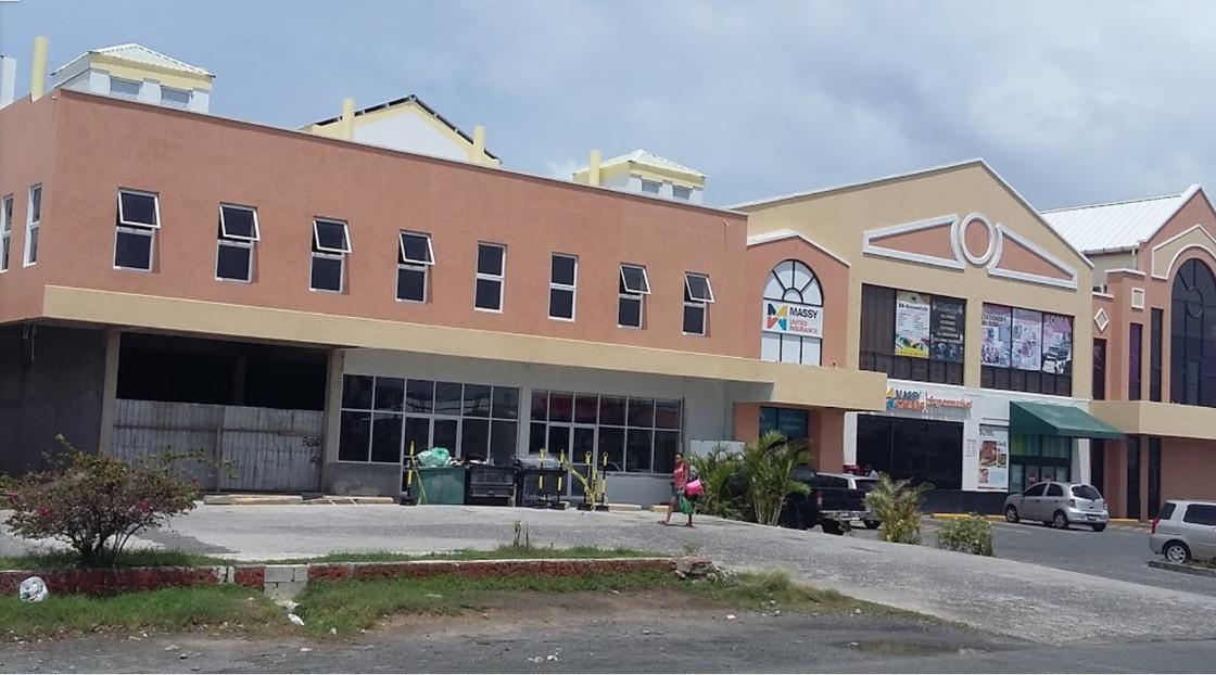 Vieux Fort Plaza