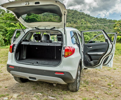St. Lucia Car Rental Suzuki Vitara