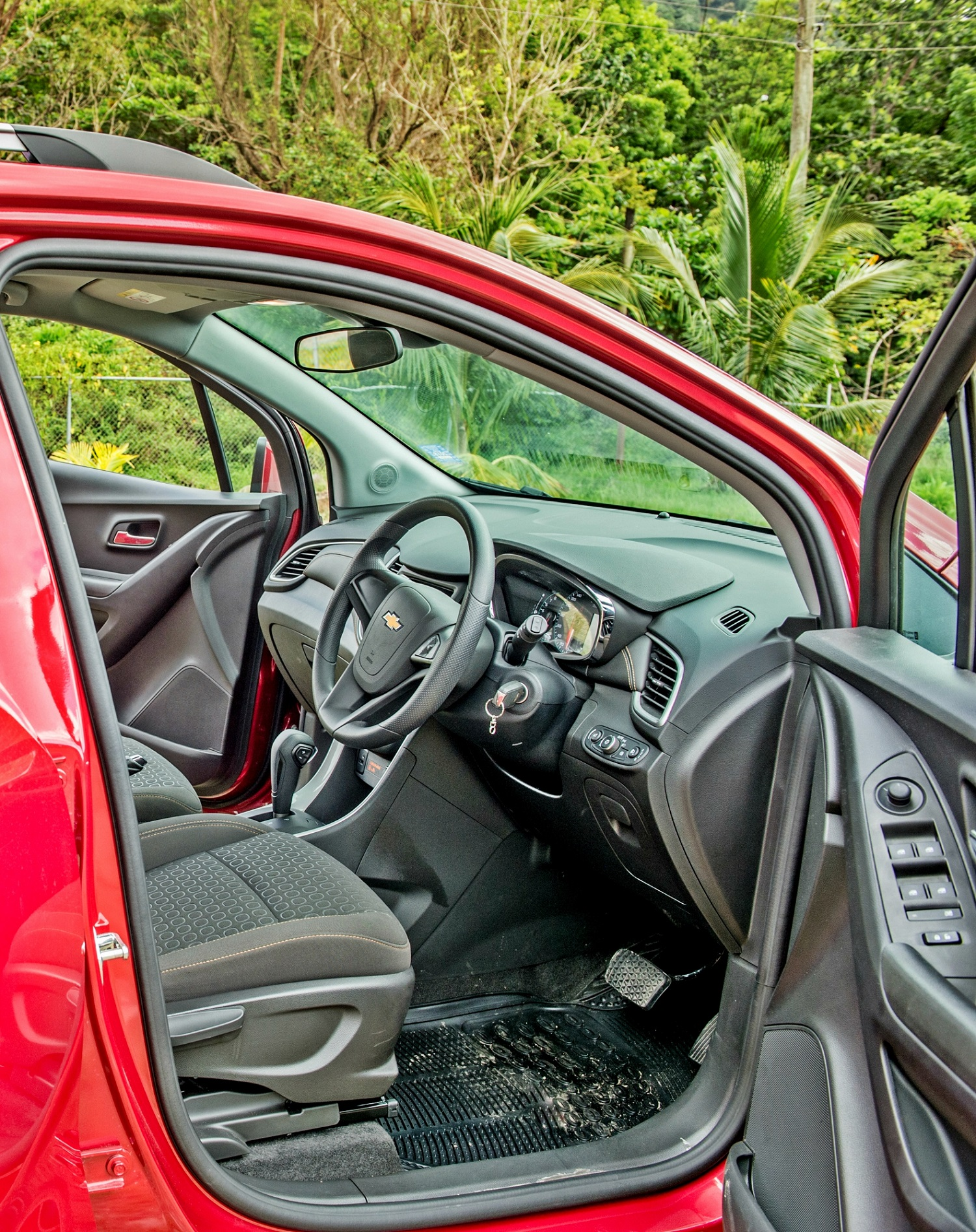 St.Lucia Car Rental Chevrolet Trax