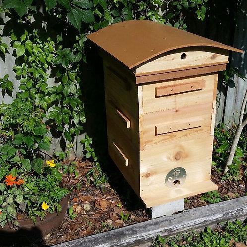 Langstroth Hive - Cedar (Kit 1)