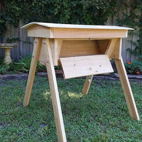 Top Bar Hive - Cypress