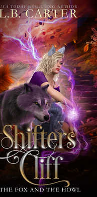 Shifters Cliff by L.B. Carter