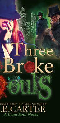 Three Broke Souls by L.B. Carter